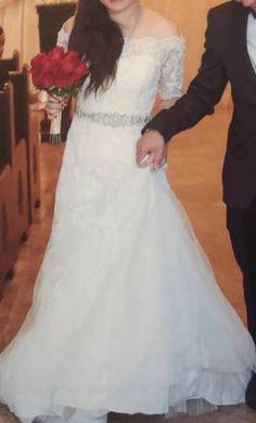 jewel shoulder sleeve wedding bpqneghe