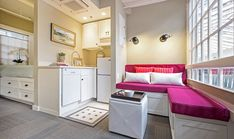 America's Oldest Mall Is Saved By Transforming It Into 48 Cozy Low-Cost Micro-Apartments