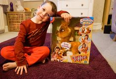 Toys: Toffee the Pony Emotion Pets Review