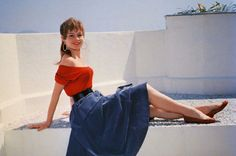 Κόκκινες Μπαλαρίνες για την Brigitte Bardot