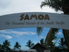 Samoa - The Treasured Islands of the South Pacific my paradise