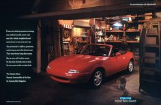 Car News, Automotive Trends, and New Model Announcements Mazda Miata, Car And Driver, New Model, The Neighbourhood, Advertising, This Or That Questions, Cars, History, Garage