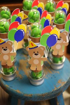 Senhora Inspiração! Blog: Festa Ursos