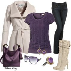 Classic Style, created by keri-cruz on Polyvore