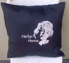 Items similar to Marylin Monroe Scatter Cushion Cover on Etsy Scatter Cushions, Throw Pillows, Marylin Monroe, Decoration, Cover, Handmade Gifts, Design, Vintage, Etsy