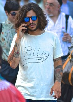 t shirt glasses tattoo fashion men tumblr style festival.