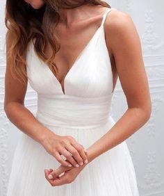 Vestido de Novia traje fiesta playa tul por MediterraneanDesign
