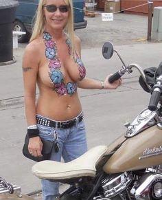 Biker Chick, Biker Girl, Chicks On Bikes, Motorbike Girl, Motorcycle, Baby Bike, Hot Bikes, Vintage Bikes, Blouse Outfit