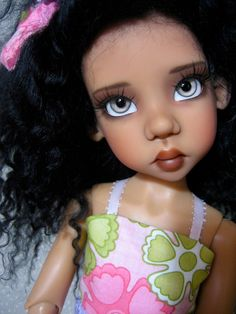 Kaye Wiggs Nyssa Elf tan by leahlilly, via Flickr