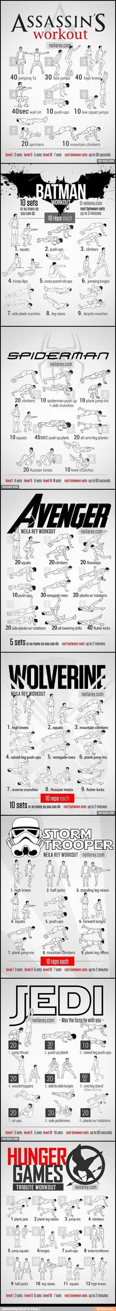 #workouts