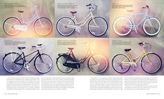 lovely graphic article about bikes