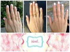 ..δαχτυλίδι απο επιχρυσωμενο συρμα Handmade Necklaces, Engagement Rings, Fun, Color, Jewelry, Enagement Rings, Wedding Rings, Jewlery, Jewerly