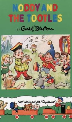 Noddy Classic Library (23) - Noddy and the Tootles: Amazon.co.uk: Enid Blyton, Beek: Books