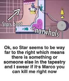 I would literally cry...  Star vs the Forces of Evil Credit @livieblue