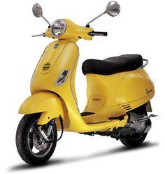 My new ride...Vespa LX 150