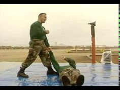 Self defense - Hand To Hand Combat _ Marine Corps L I N E Training - YouTube