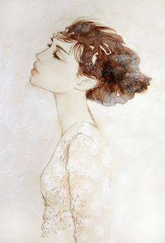 Sketch by Alisa Coburn