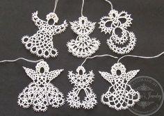 Izabelka's Jewelry: Aniołki cd.