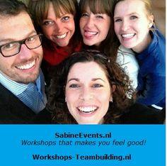 Workshops that makes you feel GOOD!!!