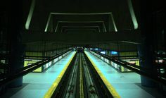 Infinite Perspectives – Sci-Fi Inspired Photos by Samy Lamouti