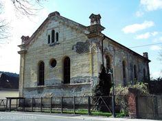határeset: A kaboldi zsinagóga