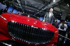 Daimler accelerates electric car program