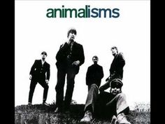 "▶ The Animals - ""What Am I Living For"" --- From LP 'Animalisms'"