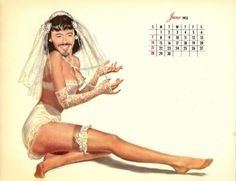 I ... I never knew I wanted to see Robert Downey Jr. as a pinup girl ... until now!