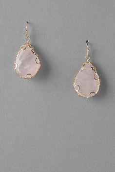Camrose Teardrop Earrings