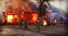 FEATURED POST   @firelinemedia -  Jamestown CA - Firefighters setting up for the attack on a fully involved structure. The home was under construction at the time of the fire. .  ___Want to be featured? _____ Use #chiefmiller in your post ... http://ift.tt/2aftxS9 . CHECK OUT! Facebook- chiefmiller1 Periscope -chief_miller Tumblr- chief-miller Twitter - chief_miller YouTube- chief miller . . .  #firetruck #firedepartment #fireman #firefighters #ems #kcco  #brotherhood #firefighting…