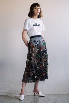 Sfilata .Amen. Milano - Collezioni Primavera Estate 2018 - Vogue