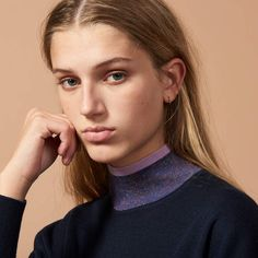 104f72959aa Sandro Sweater with contrasting collar Contrast Collar