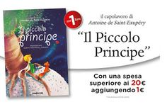 """Amici della Scuola: Libro """"il piccolo principe"""" quasi gratis (1 euro) ..."""