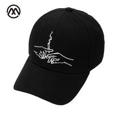 2017 New Brand Smoke Baseball Cap Dad Hat For Men Women Embroidery Hands Smoke Pattern Trucker Cap Weed Bone Golf Baseball Hat – Find awesome Stuff Hat For Man, Hat Men, Puff And Pass, Outdoor Men, Dad Caps, Hat Shop, Cotton Style, Hat Sizes, Dreams