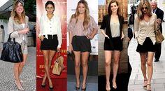 Shorts de alfaiataria (Foto: Divulgação)