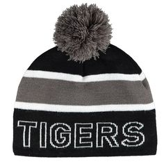 Leicester Tigers Knitted Bobble Beanie - Junior: Leicester Tigers Knitted Bobble Beanie… #EnglandRugbyShop #EnglandRugbyStore #EnglandRugby