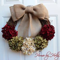 christmas wreath ideas - Google Search