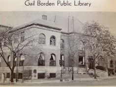 Gail Bordon Public Library - spent time here Elgin Illinois, Fly On The Wall, Chicago Area, History Photos, Local History, Back In Time, Blue Moon, Vintage Photography, Trivia