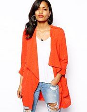 River Island Soft Trench