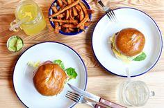 Burger essen in Hamburg Otto's Burger Sternschanze Hamburg Schanze