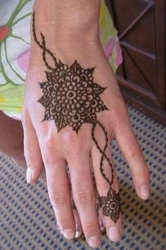 henna designs for kids - Google Search