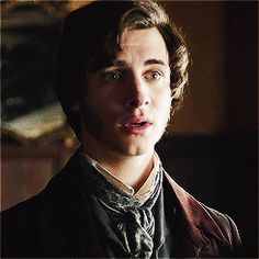 Herbert Pocket in Great Expectations (2011) ~ Not my favorite Dickens adaption, but Herbert is a favorite character just because he's so optimistic and loyal.