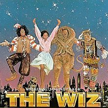 One my favorites, The Wiz,1978, produced by Motown Productions and Universal Pictures.   Stars - Diana Ross, Michael Jackson, Nipsey Russell, Ted Ross, Mabel King, Theresa Merritt, Thelma Carpenter, Lena Horne, and Richard Pryor. The film received four Academy Award nominations for Best Art Direction, Best Costume Design, Best Original Music Score and Best Cinematography.