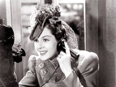 Rosalind Russell, The Women, 1939