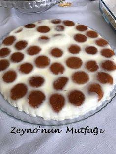 ::: Zeyno'nun Mutfağı :::: Muhallebili Kemalpaşa Tatlısı