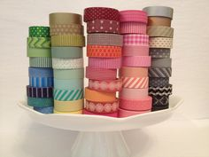 Washi Tape- 1 Roll- Your Choice of Pattern
