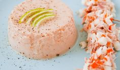 Easy To Make Crab Mousse Recipe