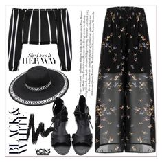 """""""OOTD x YOINS"""" by gigi-lucid ❤ liked on Polyvore featuring yoins, yoinscollection and loveyoins"""