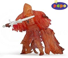 Gift Halloween Decoration Papo Glow in the Dark Ghost Model Figure Toy