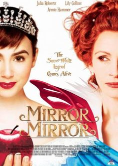 Mirror Mirror...loved the giant dwarves!!!